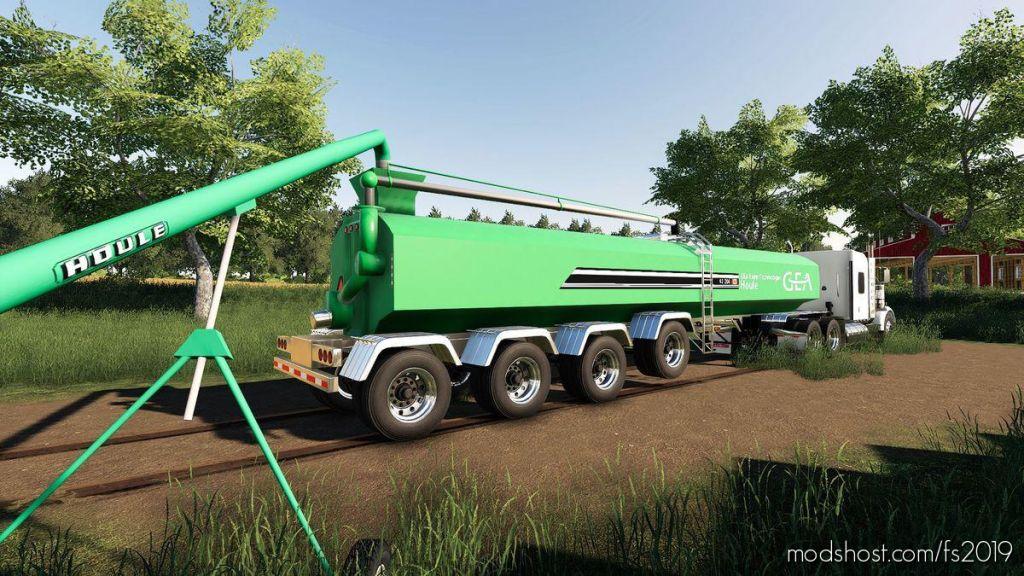 Houle Manure Tanker for Farming Simulator 2019