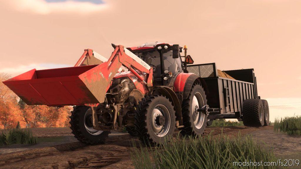 Case Optum Series Us V2.0 for Farming Simulator 2019