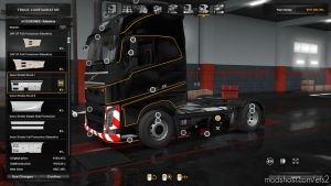 Extreme Customization Unlock All Part For All Truck 1.35.X 2