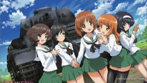 [Unofficial] Girls Und Panzer Voice Pack [1.6.0.0] for World of Tanks