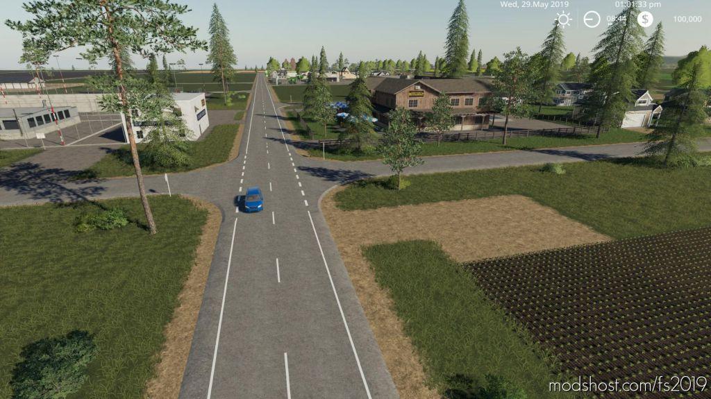 Old Timers Farm V1.1C for Farming Simulator 2019