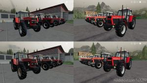 Zetor Crystal Pack V2.0 for Farming Simulator 2019
