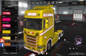 Skin Peru For Scania S Next Gen V1.2 1