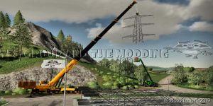 Pilone Haute Tension EN Construction 1
