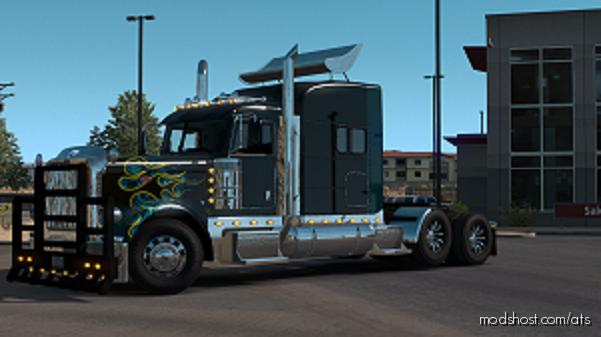 Peterbilt 389 625Hp Multiplayer 1.34.X 2