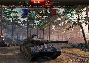 Hawg'S Alternative Xvm + Gun Sights Pro [1.5.1.1] for World of Tanks