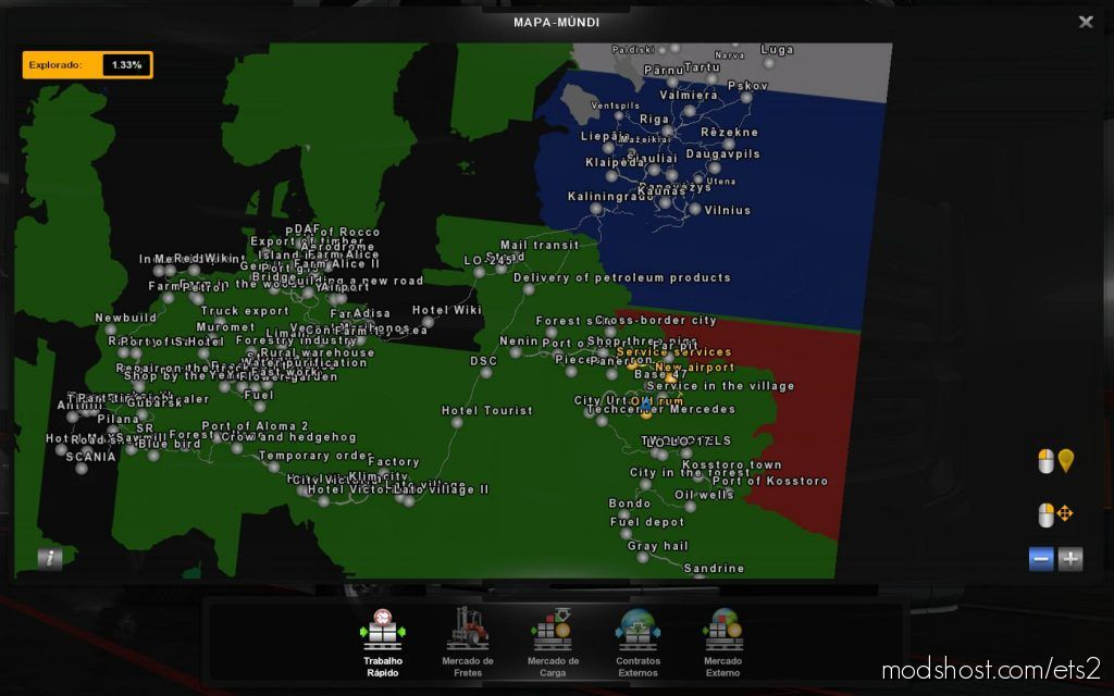 Profile Map Republic Of Aloma By Aretei 2