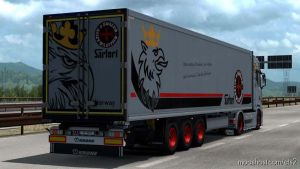Skin Sartori Transport + Trailer Krone V3.0 1