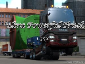 Ultra Powerful Truck 1.35.X 1