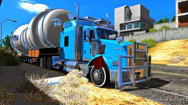 American Truck Simulator 9