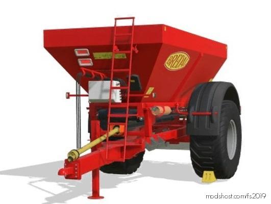 Bredal Pack Oy Mp V19.11.1 for Farming Simulator 2019