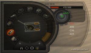 [9.22] Transparent Damage Panel From Bionick+Andre_V for World of Tanks