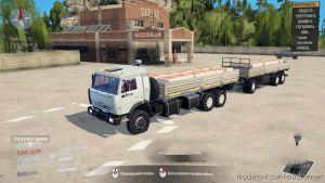 Kamaz-43118 Truck 1