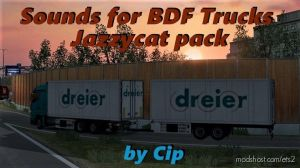 Sound For Bdf Traffic Pack By Jazzycat V5.5.1 3