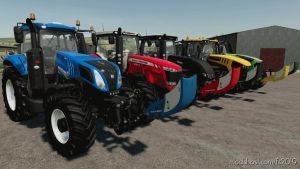 Wittrock Flex-Weight S/M + M/L for Farming Simulator 2019