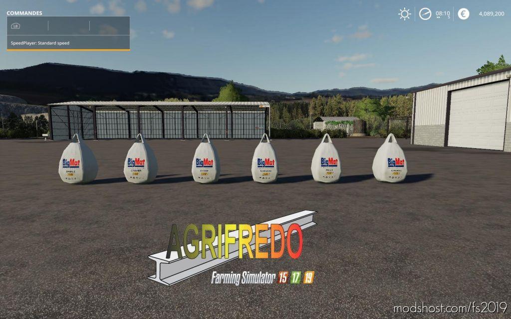 Bibgbag TP Pack 2 for Farming Simulator 2019