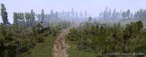 Forest Road Map 4
