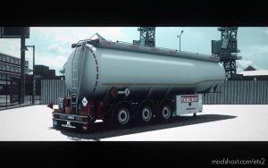 Kassbohrer Tanker Trailer 1.35 1