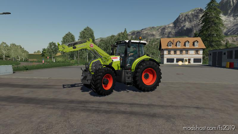 Stoll FZ 30 Claas Green for Farming Simulator 2019