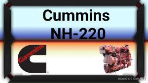 Cummins Nh-220 Engine [1.31.X-1.32.X] for American Truck Simulator
