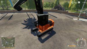 Hitachi Zaxis 240 for Farming Simulator 2019