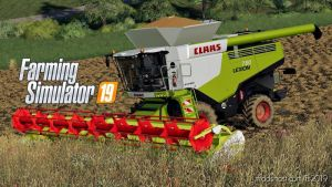 Claas Lexion 780 V2.0 2