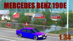 Mercedes Benz 190E ATS 1.34 Fix 3