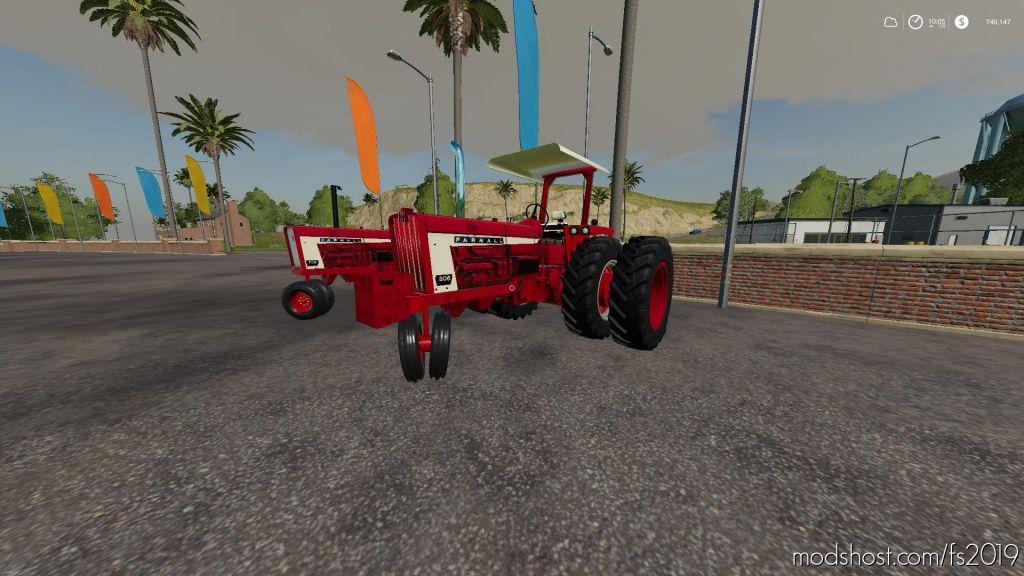 Farmall 706/806 Narrow Front for Farming Simulator 2019