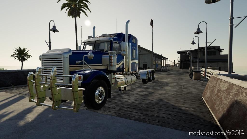 Sx Heavy Pack V1.0.2 for Farming Simulator 2019
