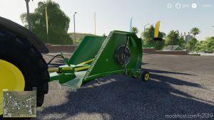 John Deere Hx15 Batwing Mower 1
