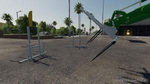 Fliegl Combi Duplex Balefork V1.1 for Farming Simulator 2019