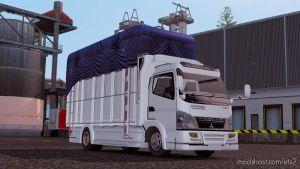 Mitsubishi Fuso Canter 1.35 for Euro Truck Simulator 2