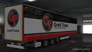 Krone Megaliner Groll Trans 1.35 for Euro Truck Simulator 2
