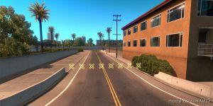 No Road End & Immersive Symbols 1.35 for Euro Truck Simulator 2