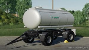Liquid Transport Barrel Mk12 VII 1
