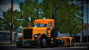 Kurtz9 389 Skin for American Truck Simulator