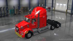 Kenworth T800 Cerritos [1.32.X] for American Truck Simulator