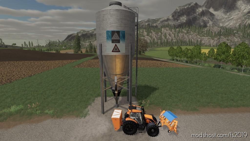 Placable Salt Station for Farming Simulator 2019