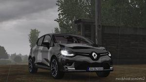 Renault Clio 4 V1R10 1.35 for Euro Truck Simulator 2