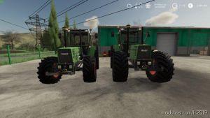Fendt Favorit 600 for Farming Simulator 2019