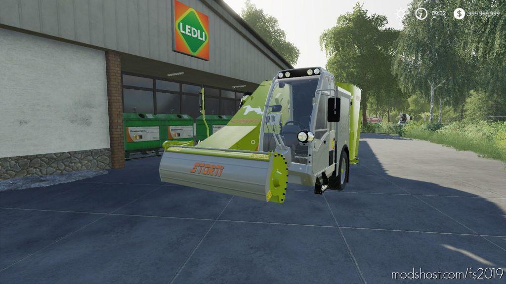 Storti Terrier SW 160 LS for Farming Simulator 2019