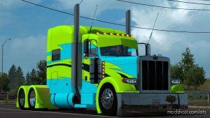 Kurtz7 389 Skin for American Truck Simulator