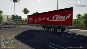 Fliegl Tipper Red Power 1