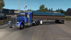 Tremcar Milk Tanker Ownable [1.34] for American Truck Simulator
