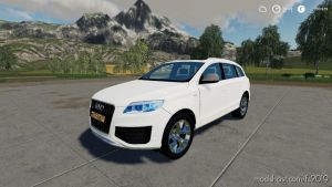 Audi Q7 for Farming Simulator 2019