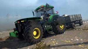 John Deere 8400 Tractor 3