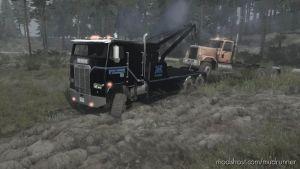 Freightliner Fla 9664 Offroad Truck V1.1 3
