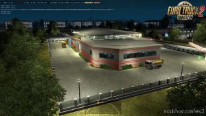 Tds-Eco Garage Europa 1.35.X for Euro Truck Simulator 2