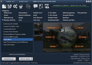 Geemod 2 [1.4.0.0] for World of Tanks