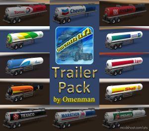 Trailer Pack Fuel V2.03.0 for American Truck Simulator